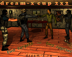 dream-x CS-cup 2x2 #3!