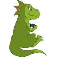 Гамазавр — вот где игры!